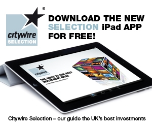 Download the new Citywire Selection iPad App